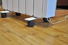 Колеса для электрорадиаторов (комплект), фото 2