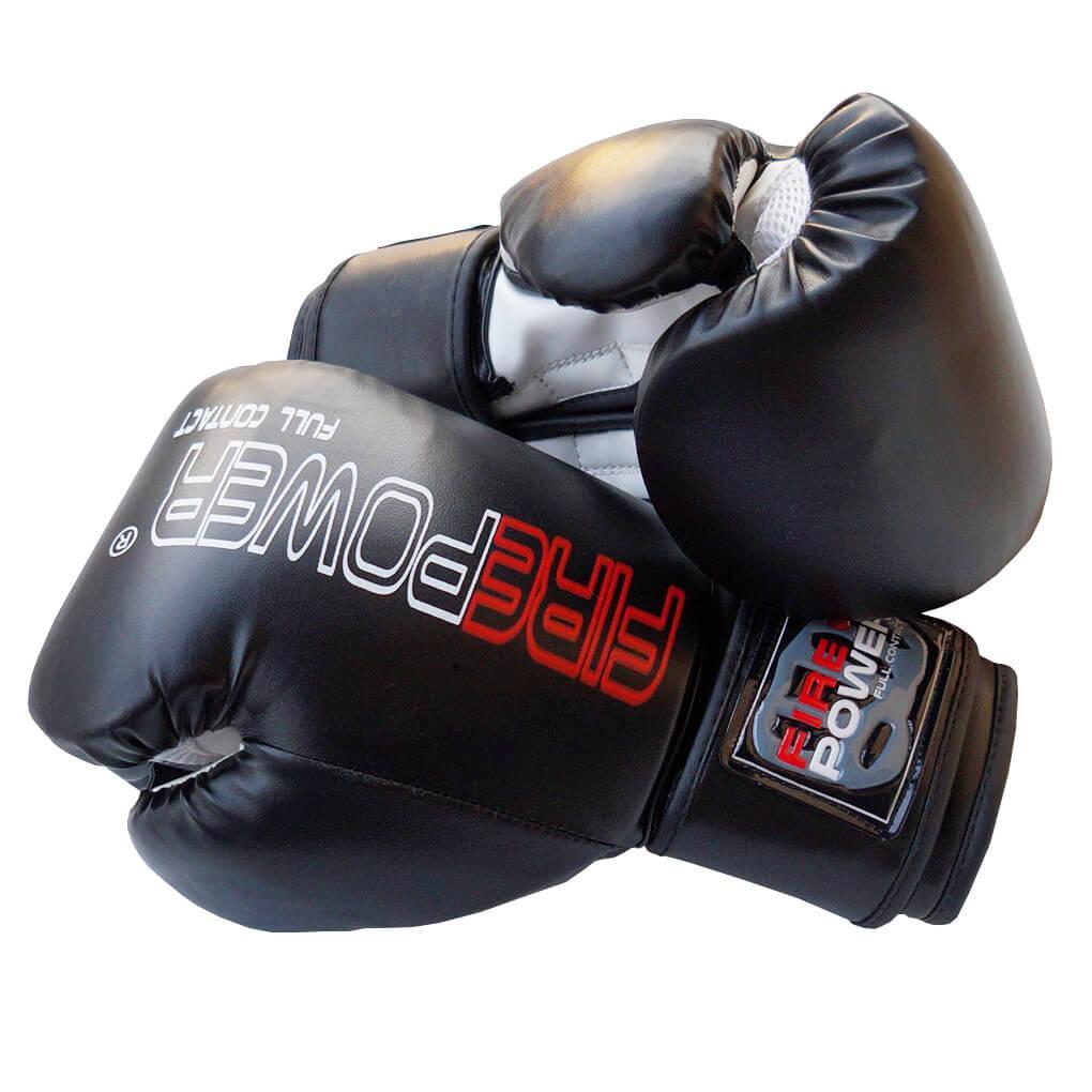 Боксерские перчатки Firepower FPBGA1 NEW Черные