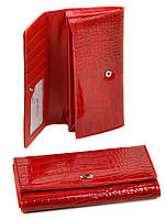 Женский кошелек иск. кожа Rose-1 WD-51 red