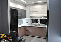 Кухня без ручек, фото 1
