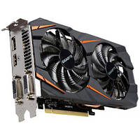 Видеокарта Gigabyte PCI-Ex GeForce GTX 1060 Windforce OC 6GB GDDR5  , фото 1
