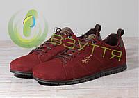 Замшевые мужские туфли Belvas 1805 бор, фото 1