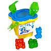 Песочный набор, 6 предметов, пасочки, игрушки для песочницы