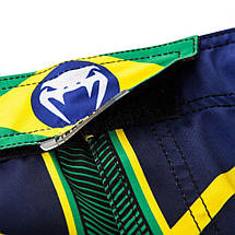Шорты MMA Venum Brazilian Hero Fightshorts, фото 3