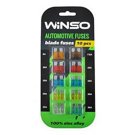 Предохранители WINSO стандарт 10шт 155200