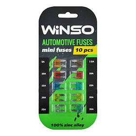 Предохранители WINSO мини 10шт 155100
