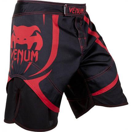 Шорты Venum Electron 2.0 Fightshorts - Red Devil, фото 2