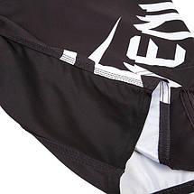 Шорты Venum Challenger Fightshorts - Black/Ice, фото 3