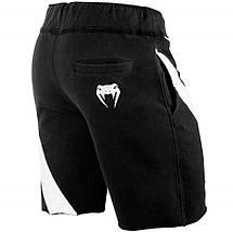 Шорты Venum Jaws 2.0 Shorts Black White, фото 2