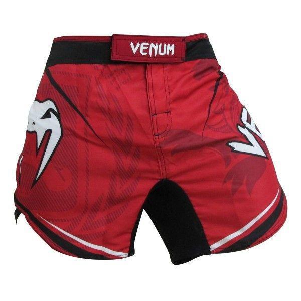 Шорти Venum Jose Aldo UFC 163 Ltd Edition Fightshorts - Red