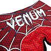 Шорты ММА Venum Spider 2.0 Fightshorts Red, фото 4