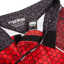 Шорты ММА Venum Spider 2.0 Fightshorts Red, фото 3