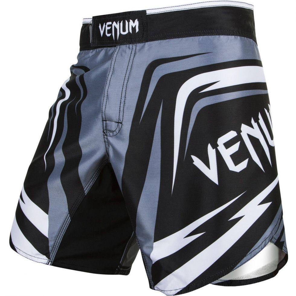 Шорты Venum Sharp 2.0 Fightshorts Black Grey