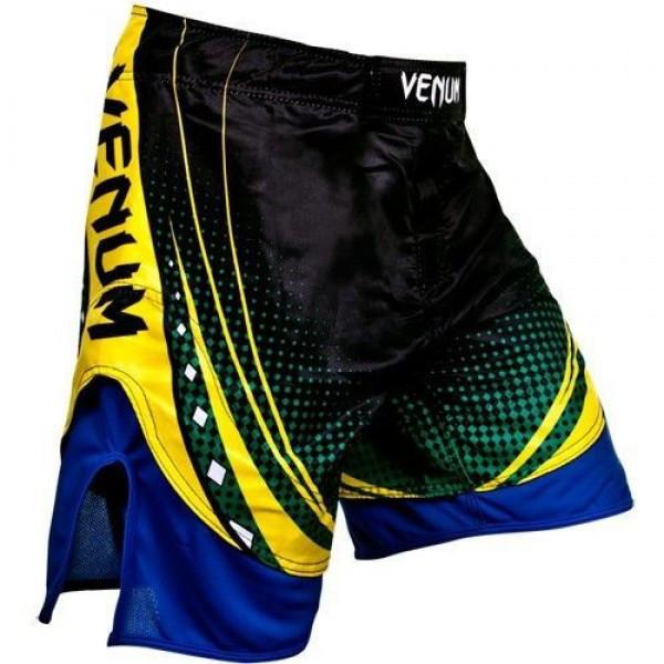 Шорты Venum Lyoto Machida UFC Edition Electron 3.0 Fightshorts- Black