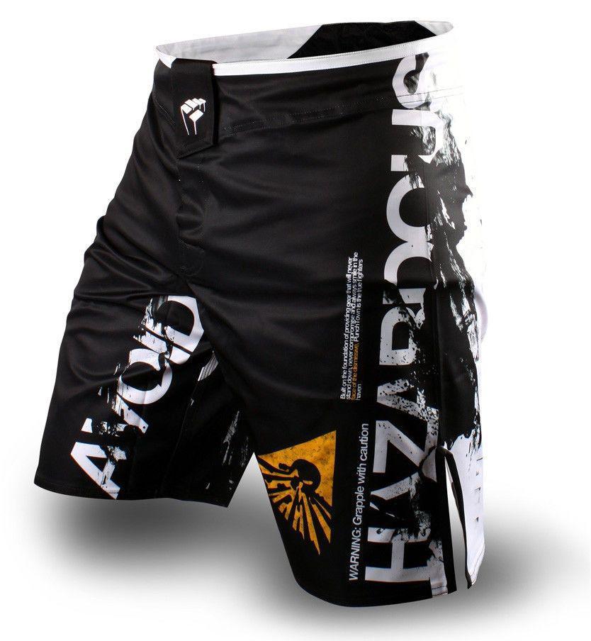 Шорты для ММА PunchTown Frakas Apocalypse Shorts Black