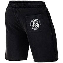 Шорты Venum Hard Hitters Cotton Shorts Black, фото 2
