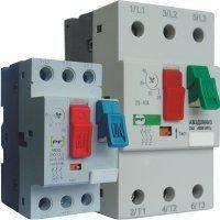 Автоматичний вимикач захисту двигуна Промфактор АВЗД 2000/3, D, 10кА, 3Р 0.25-80А