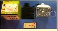 Светодиодная лампа с акуммулятором GD-LIGHT GD-5017 с солнечной батареей (Арт. 5017)