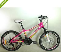 Детский сортивный  велосипед 20 дюймов PROFI G20CARE A20.1 12 рама ***