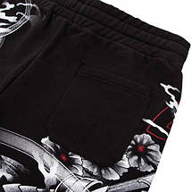 Шорти Venum Samurai Skull Training Shorts Black, фото 3