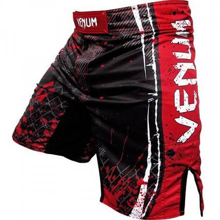 Шорты Venum Korean Zombie UFC 163 Fightshorts - Black, фото 2