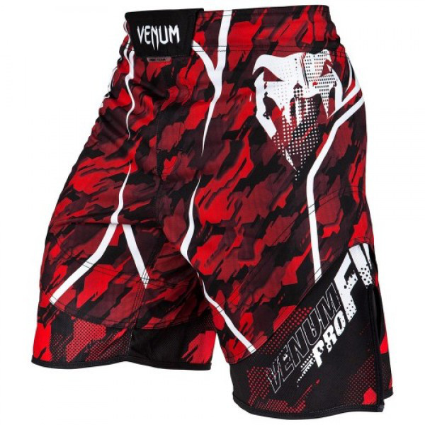 Шорти для MMA Venum Tecmo Fightshorts Red