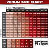 Шорти для MMA Venum Tecmo Fightshorts Red, фото 5