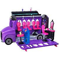 Игровой набор Школьный автобус Делюкс для кукол Монстер Хай - Monster High Deluxe Bus FCV63, фото 3