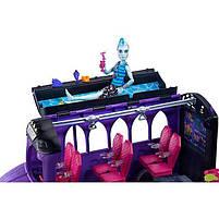 Игровой набор Школьный автобус Делюкс для кукол Монстер Хай - Monster High Deluxe Bus FCV63, фото 7