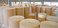 Размотка больших рулонов бумаги
