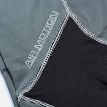 Компресійні штани Peresvit Air Motion Compression Leggins Heather Grey Black, фото 2