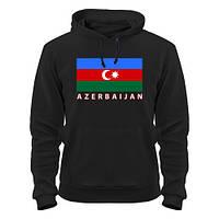 Толстовки кенгурушки свитшоты Azerbaycan