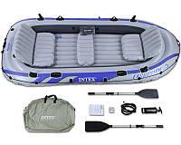 Надувная лодка Intex  Excursion 5 Set (Арт. 68325)
