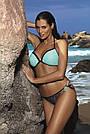 Красивый женский раздельный купальник, на завязках, в расцветках, Мarko, фото 3