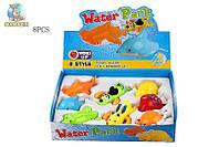 Водоплавающие игрушки 8 видов в наборе