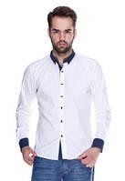 Стильная мужская рубашка Ottowa