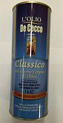 Оливковое масло De Cecco Extra Vergine Classico, ж/б, 1 л (Италия)