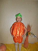 Костюм апельсина, абрикоса прокат киев