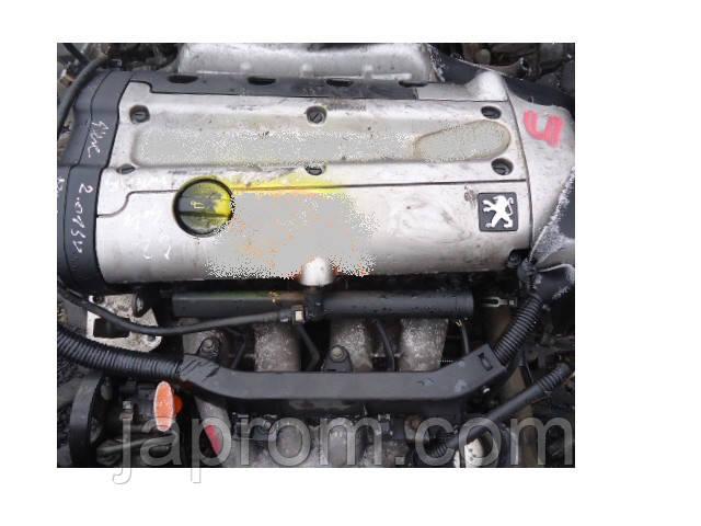 Мотор (Двигатель) Citroen C8 Peugeot 607 807 407 2.2 EW12 3FY 160л.с 2005r