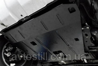 Защита картера двигателя Renault Duster | Рено Дастер