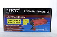 Преобразователь инвертор AC/DC AR 3000W 12V