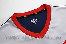 Футбольная форма Europaw 019 т.сине-оранжевая, фото 2