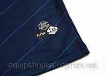 Футбольная форма Europaw 019 т.сине-оранжевая, фото 3
