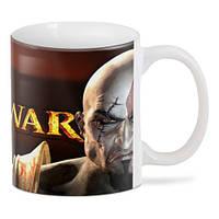 Кружка Kratos God Of War