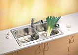 Кухонная мойка Alveus Elegant 40 I декор 81*51, фото 3