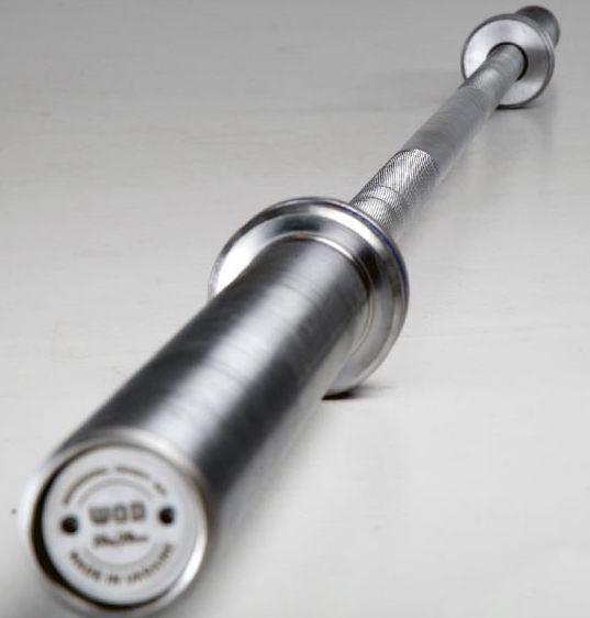 Гриф для кросфіту жіночий WOD (201 см, 25 мм, 15 кг)