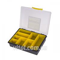"""Ящик пластиковый для метизов Alloid (MJ3133), 13 ячеек, размер 13.5"""", параметры 340 х 250 х 60 мм, ящик инструментальный, ящик для авто инструмента"""