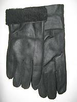 Перчатки женские кожаные пропитка