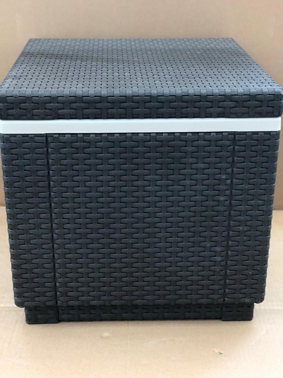 Термобокс(трещина на стенке)42х42х42