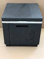 Термобокс(трещина на стенке)42х42х42, фото 2
